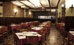 Comedor del Comedor Asador del Hotel Asador Jatorrena (Labastida - Rioja Alavesa)