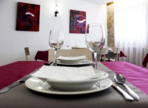 Comedor Reformado del Hotel Asador Jatorrena (Labastida - Rioja Alavesa)