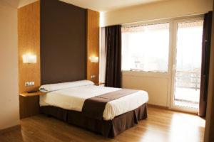 Habitaciones del Hotel Asador Jatorrena (Labastida - Rioja Alavesa)
